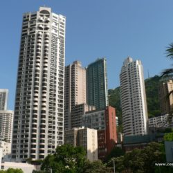 Čína - Hongkong – atmosféra velkoměsta