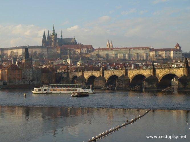 Pražský hrad a chrám sv.Víta