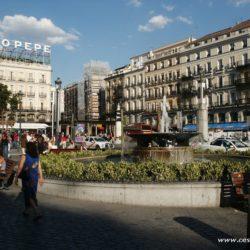 Madrid – Pulzující španělská metropole