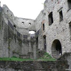 Hukvaldy Leoše Janáčka s hradem a krásnou oborou