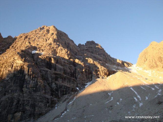 Allgäuské Alpy s výstupem na Hochvogel