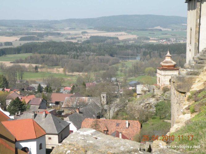 Lipnice – hrad, Švejkovo zrození a zatopené lomy s překvapením