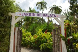 Martinik je ostrovem květin – důkazem toho je zahrada Balata