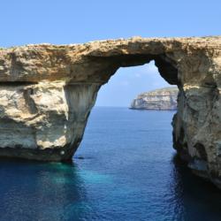 Malta - zelená je barva Goza