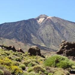 Pico del Teide – za nejvyšší horou Španělska musíte až na Kanárské ostrovy