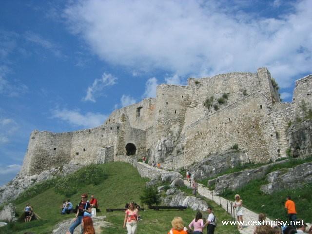 Slovensko - Spišský hrad