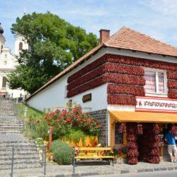 Maďarskou Provence hledejte na poloostrově Tihany