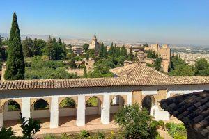 Alhambra – překrásný a výjimečný palácový komplex v Granadě