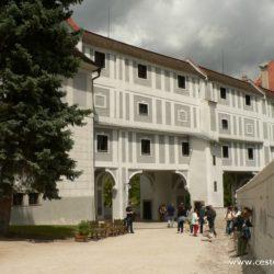 Český Krumlov – město turistů