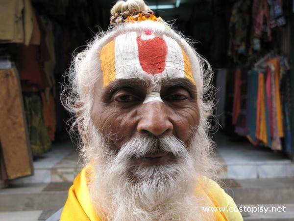 Nepál, Káthmándú – hlavní město Nepálu