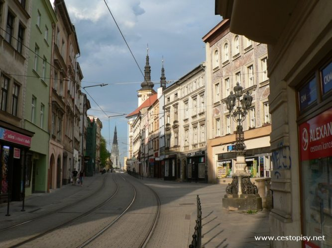 Olomouc - město a skvostné památky