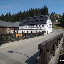 Modrava - šumavské místo oblíbené turisty