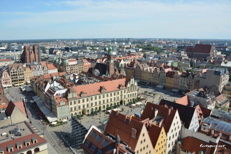 Polská Vratislav nese mnoho českých stop