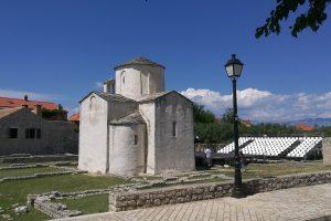 Nin – nejstarší chorvatské královské město