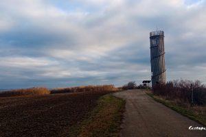 Židlochovice – rozhledna Akátová věž