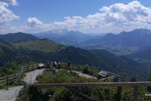 St. Koloman – Trattberg – panoramatická silnice