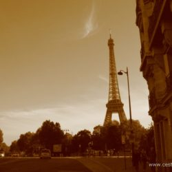 Francie - Paříž - uvítání ve městě romantických snů