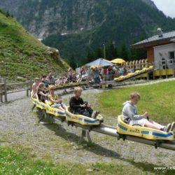 Karkogel – lanovka v Abtenau s letním sáňkováním