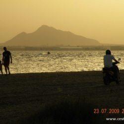 """Mar Menor – nepříliš známé """"Mrtvé moře Evropy"""""""