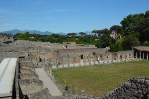 Pompeje nabízí unikátní návrat do doby starověkého Říma