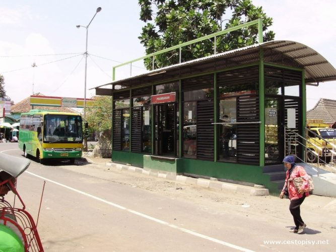 Indonésie - Jáva - Yogyakarta – centrum javánského umění