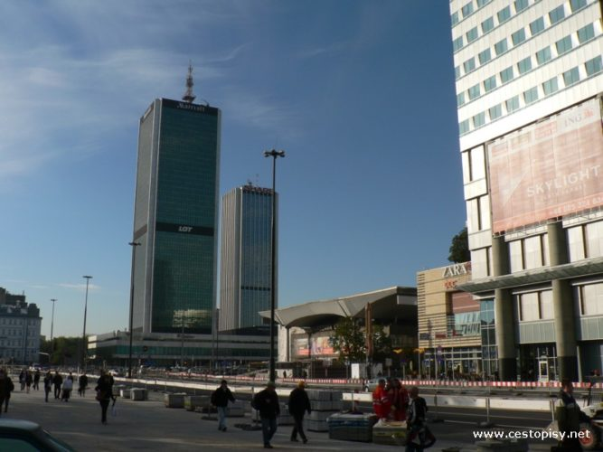 Varšava (Warszawa) - informace o městě