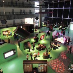 Brno - VIDA! science centrum, zábavní vědecký park pro celou rodinu