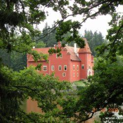 Červená Lhota – půvabný pohádkový zámek na Jindřichohradecku