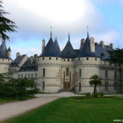 Zámky v údolí řeky Loiry - Villandry, Chenonceau, Chaumont, Chambord