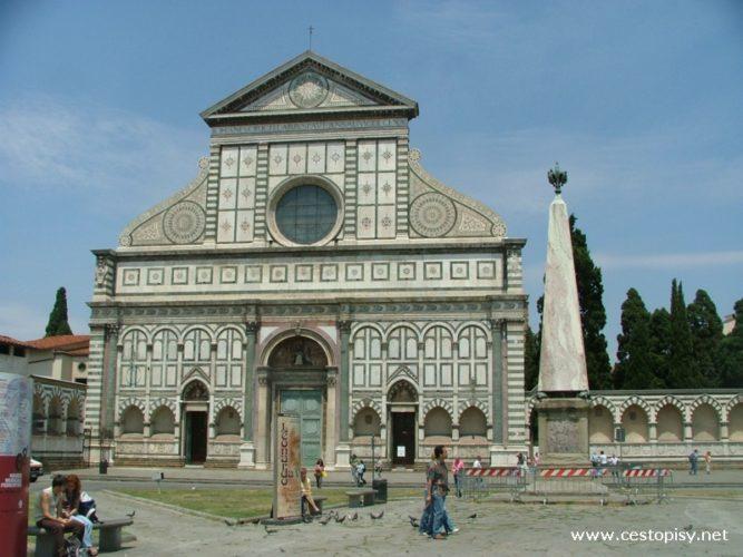 Itálie - Toskánsko - Florencie, Prato, Pisa, Lucca