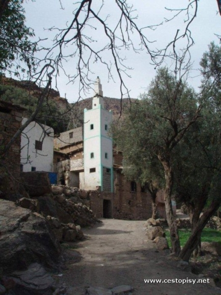 Maroko Atlas