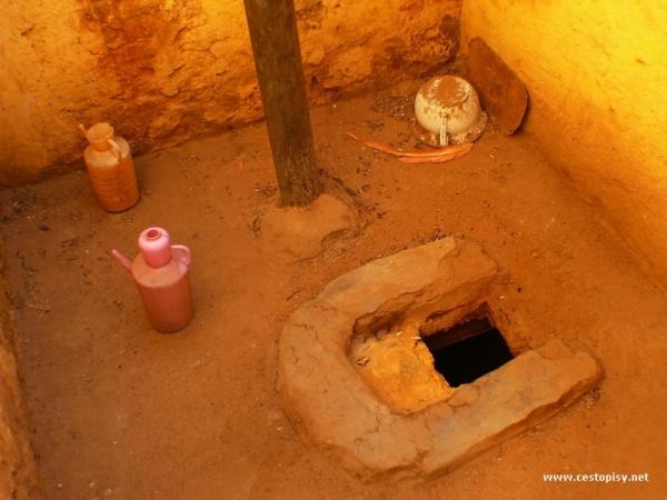 Tradicni sudansky zachod vyssich vrstev