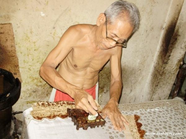 Tisk batiku