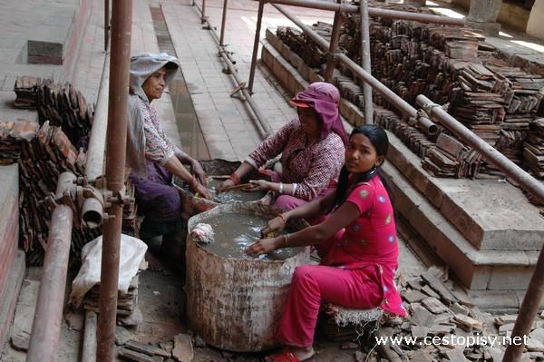 Nepál Kathmandu
