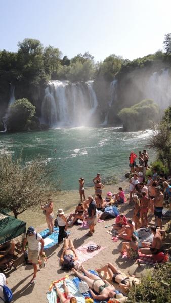 Waterfall Kravica