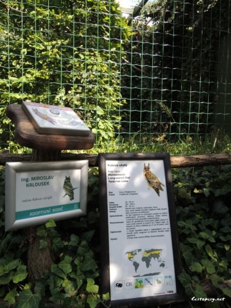 Zoo Ohrada Hluboká