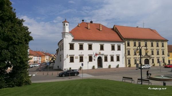 město Slavkov