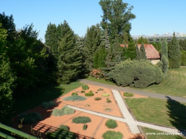 Botanická zahrada Olomouc