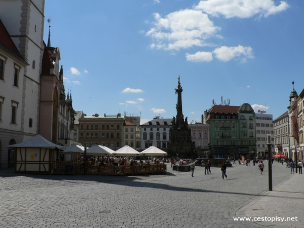 Olomoucké kašny