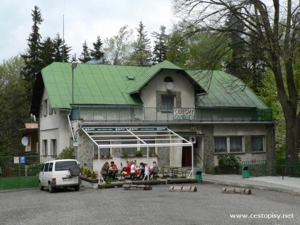 chata Čertovy kameny
