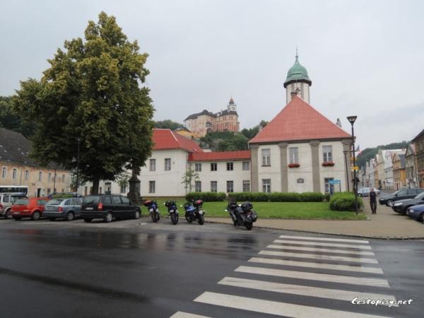 zámek Jánský vrch