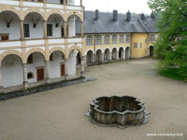 zámek Velké Losiny