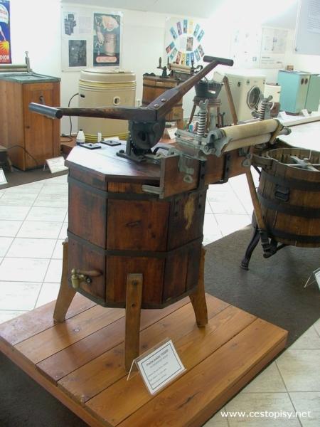 Svitavy - muzeum praček