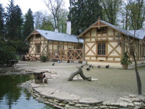 Kroměříž Podzámecká zahrada