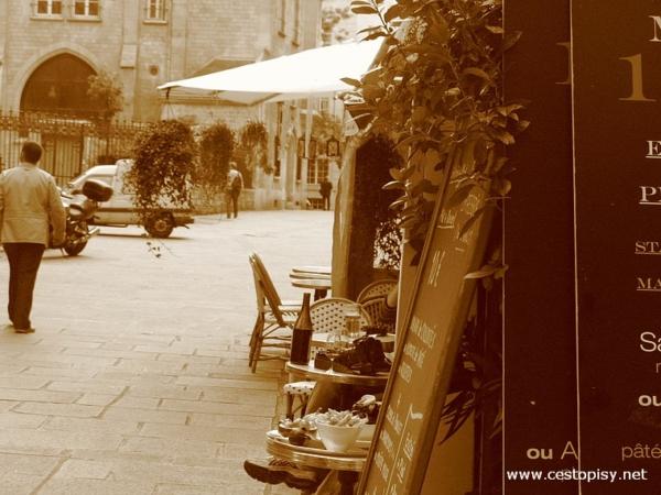Romantické odpoledne v Latinské čtvrti