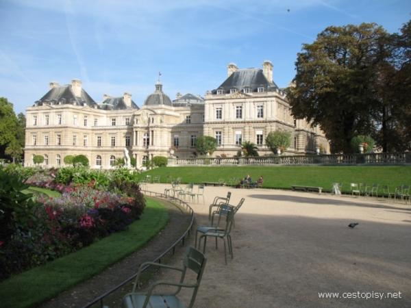 Luxemburské zahrady