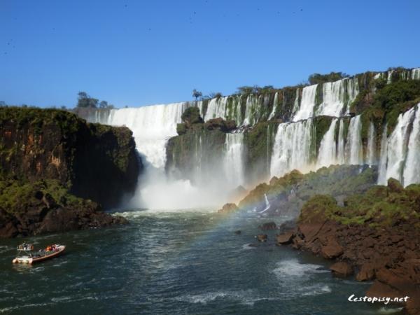 vodopady Iguazu