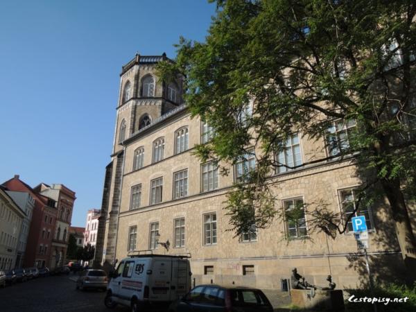 město Görlitz neboli Zgorzelec