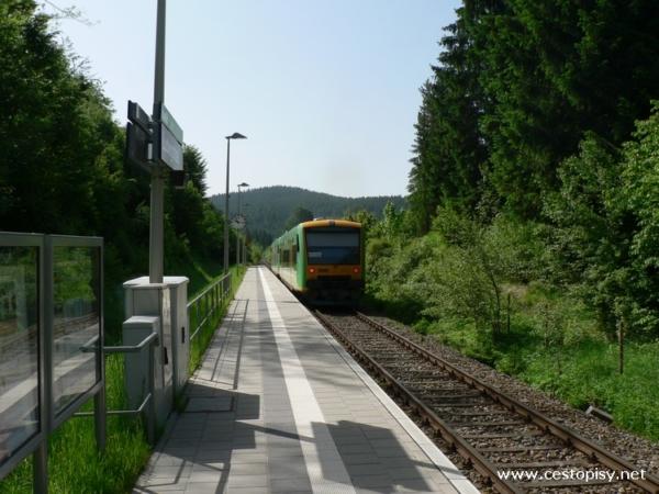 Bavorský les - Ludwigsthal
