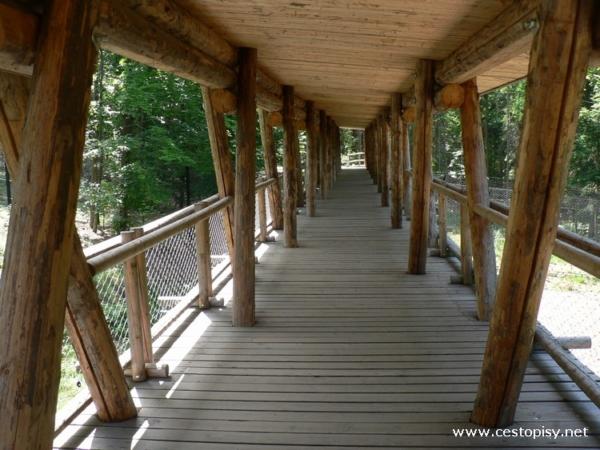 Haus zur Wildnis - Dům k divočině